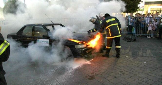 Road Safety Event 2012