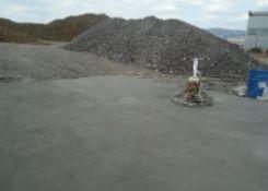 Άμμος βιομηχανικών δαπέδων, κυβόλιθων, πλακών πεζοδρομίων