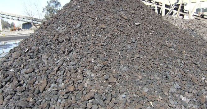 Ferrous secondary materials