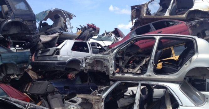 Απορρυπασμένα αυτοκίνητα