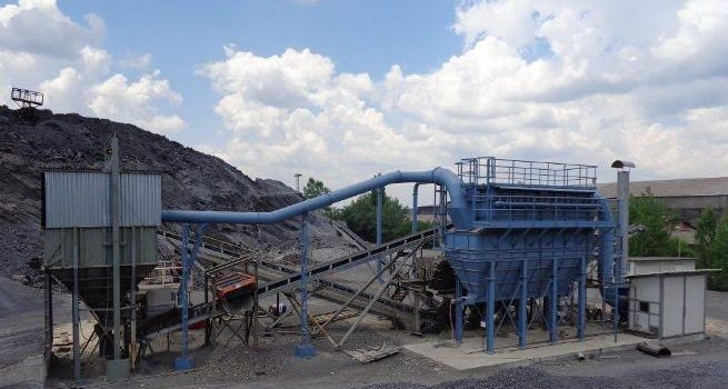 AEIFOROS BULGARIA S.A - Aggregates production