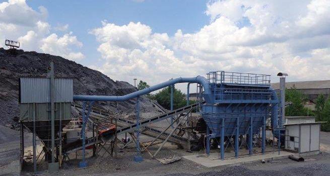 AEIFOROS BULGARIA S.A - Aggregates production