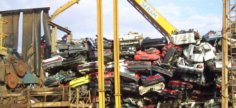Διαχείριση απορριμμάτων shredders
