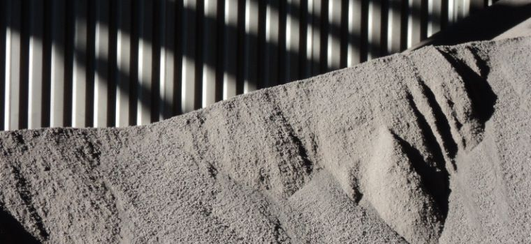 Άμμος αμμοβολής