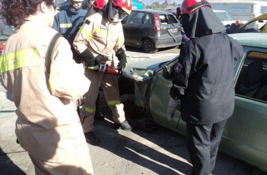 Εκπαίδευση Πυροσβεστών στην ΑΕΙΦΟΡΟΣ ΑΕ