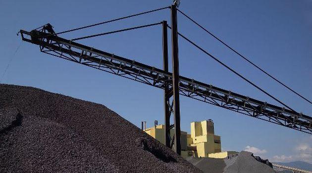 Εργοστάσιο Αλμυρού αδρανή υλικά